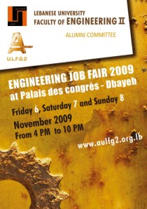 Engineering Job Fair