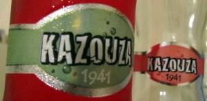 Kazouza logo