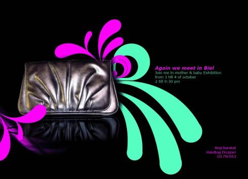 Angi Barakat Biel Invitation