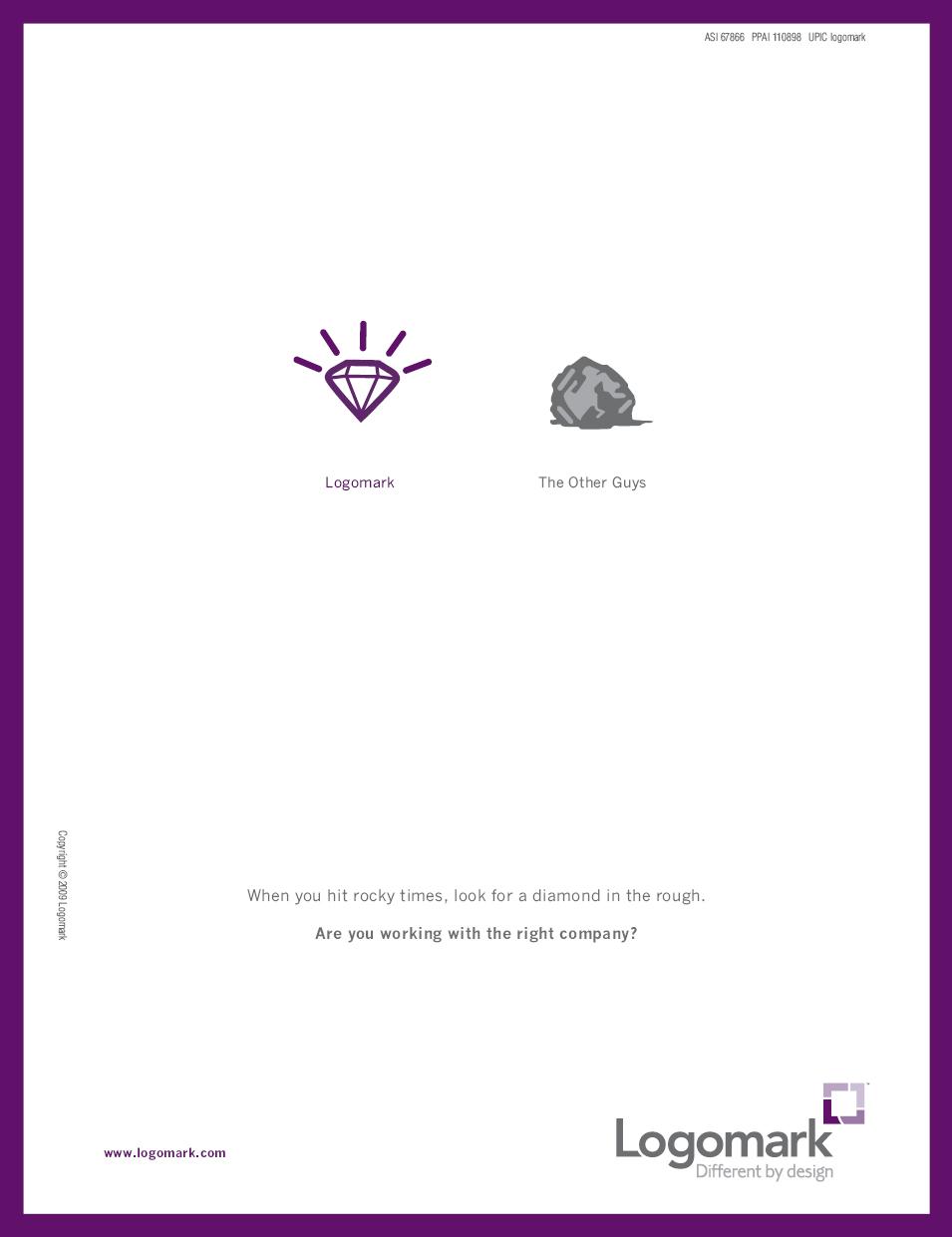 Logomark Diamond