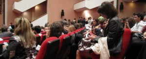 fool attendance at the venue (beirut international film festival)